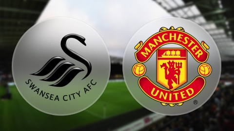 Swansea City vs Manchester United