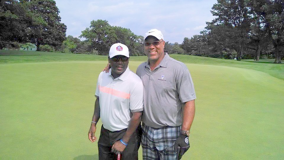 Andre Reed's Golf Tournament Pictures