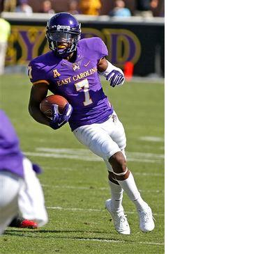 """The NFL Draft Report's """"Catch A Rising Star"""" Series - East Carolina's Zay Jones Soaring To New Heights As College's Busiest Receiver"""