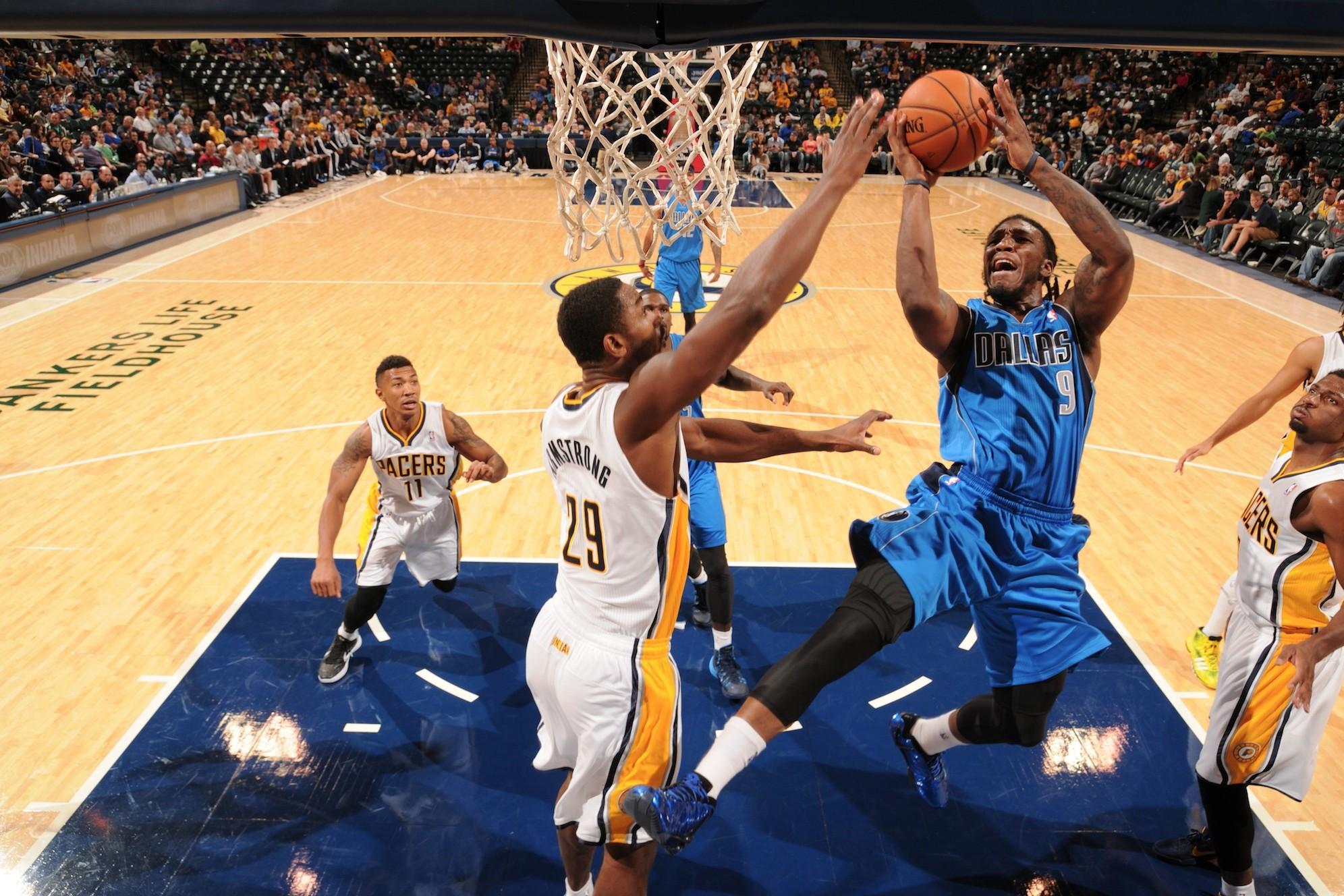Dallas Mavericks v Indiana Pacers - NBA