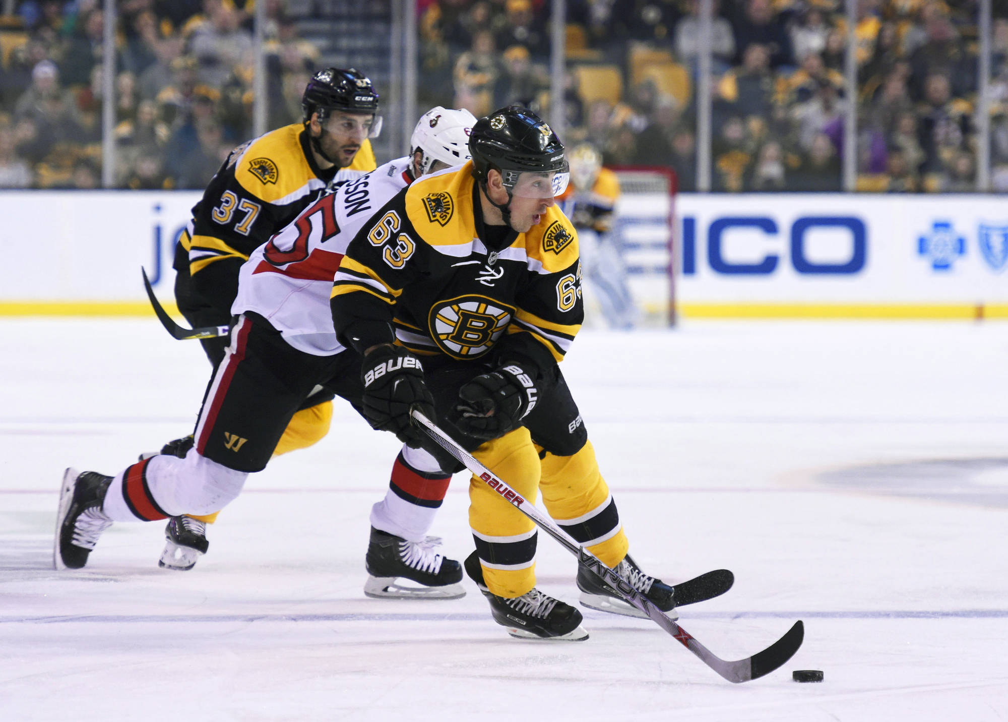 Brad Marchand Agrees to 8 Year Extension in Boston