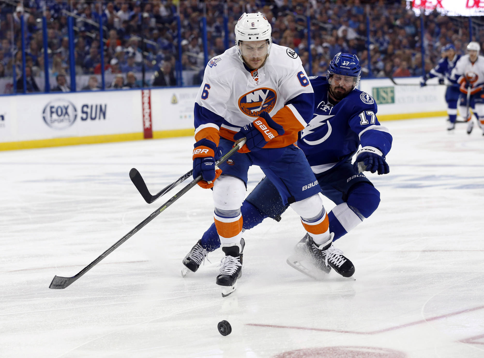 NHL Projections:  New York Islanders Lineup