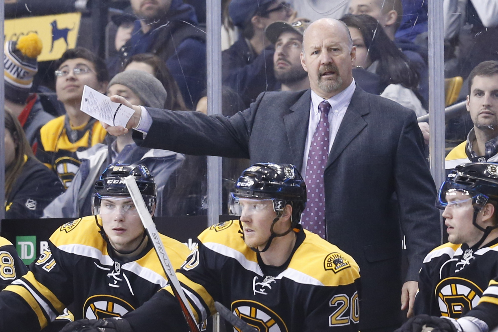 Claude Julien Needs to be Fired