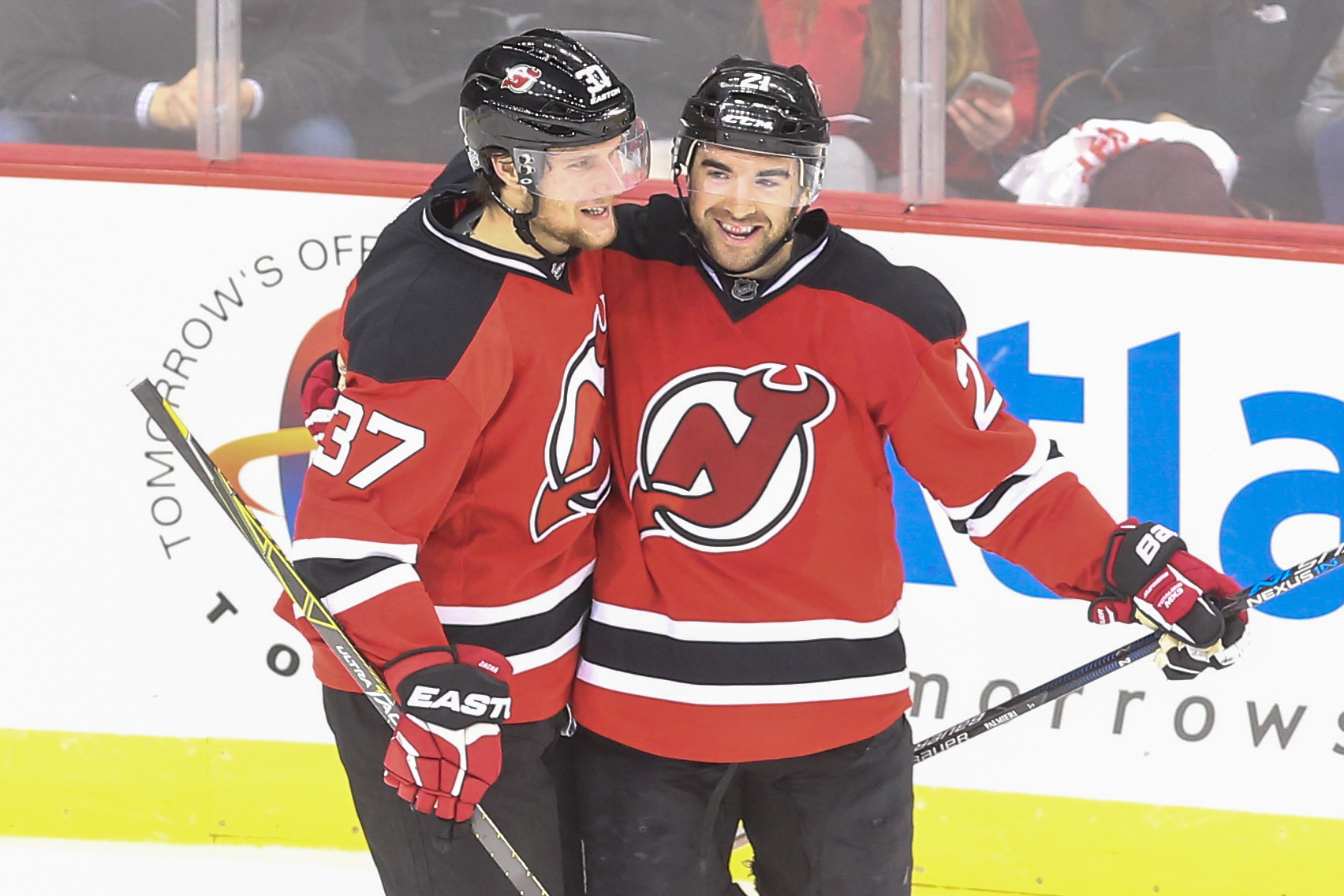NHL Projections:  New Jersey Devils Lineup