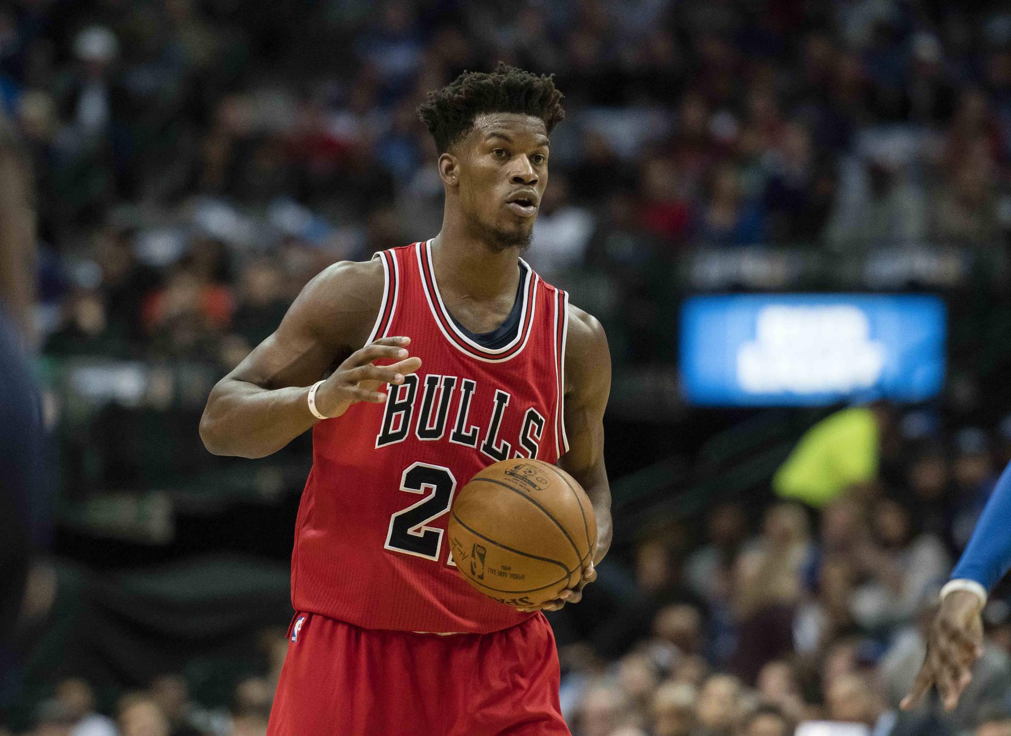 NBA Trade Rumors : Chicago Bulls Shopping Jimmy Butler?