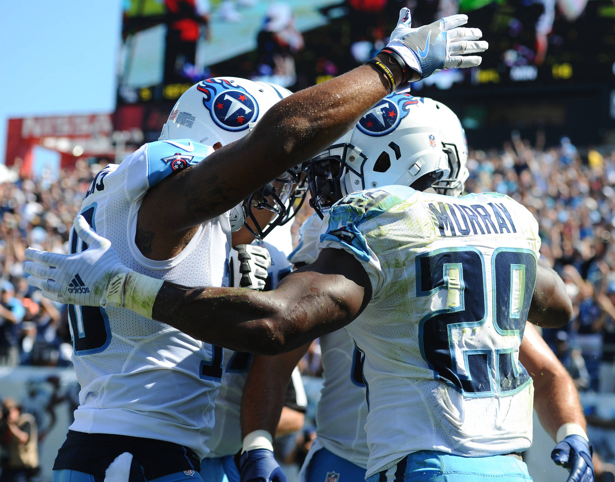 Game Preview: Titans Head to Houston in Week Four to Start Divisional Play