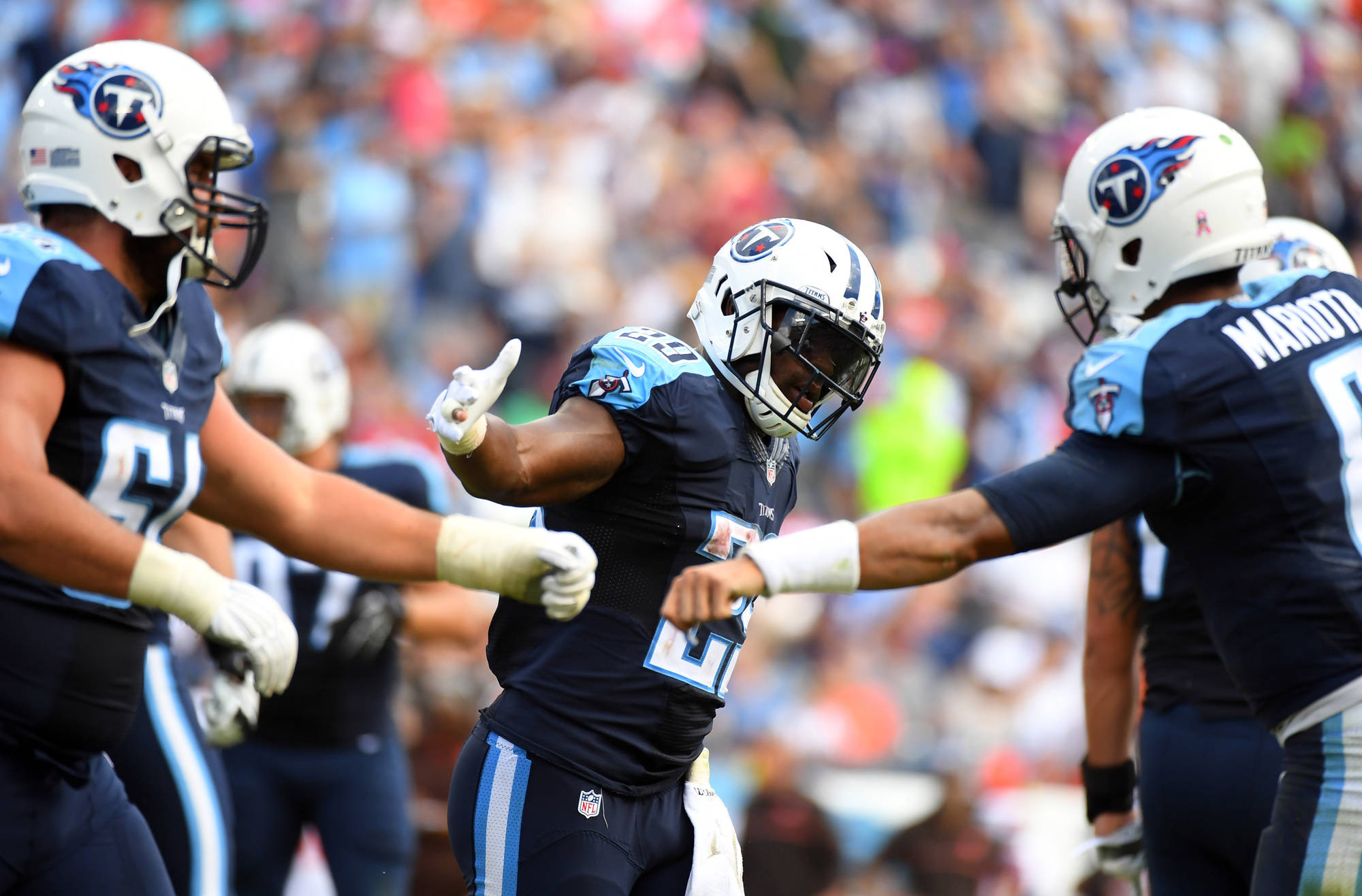 Game Preview: Titans (3-3) Look to Win Third Straight and Get over .500 as they host Colts (2-4)