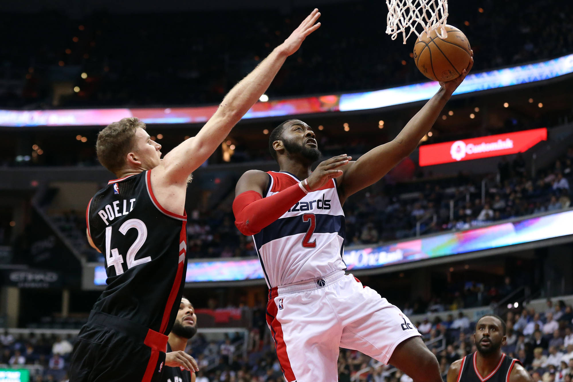 Not the home opener the Wizards were looking for