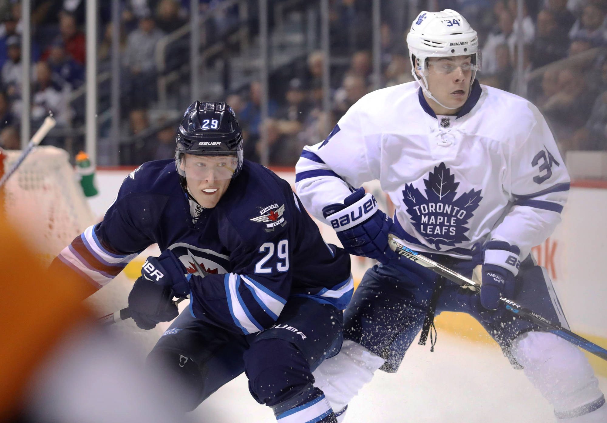 Should the Maple Leafs have picked Patrik Laine instead of Auston Matthews?