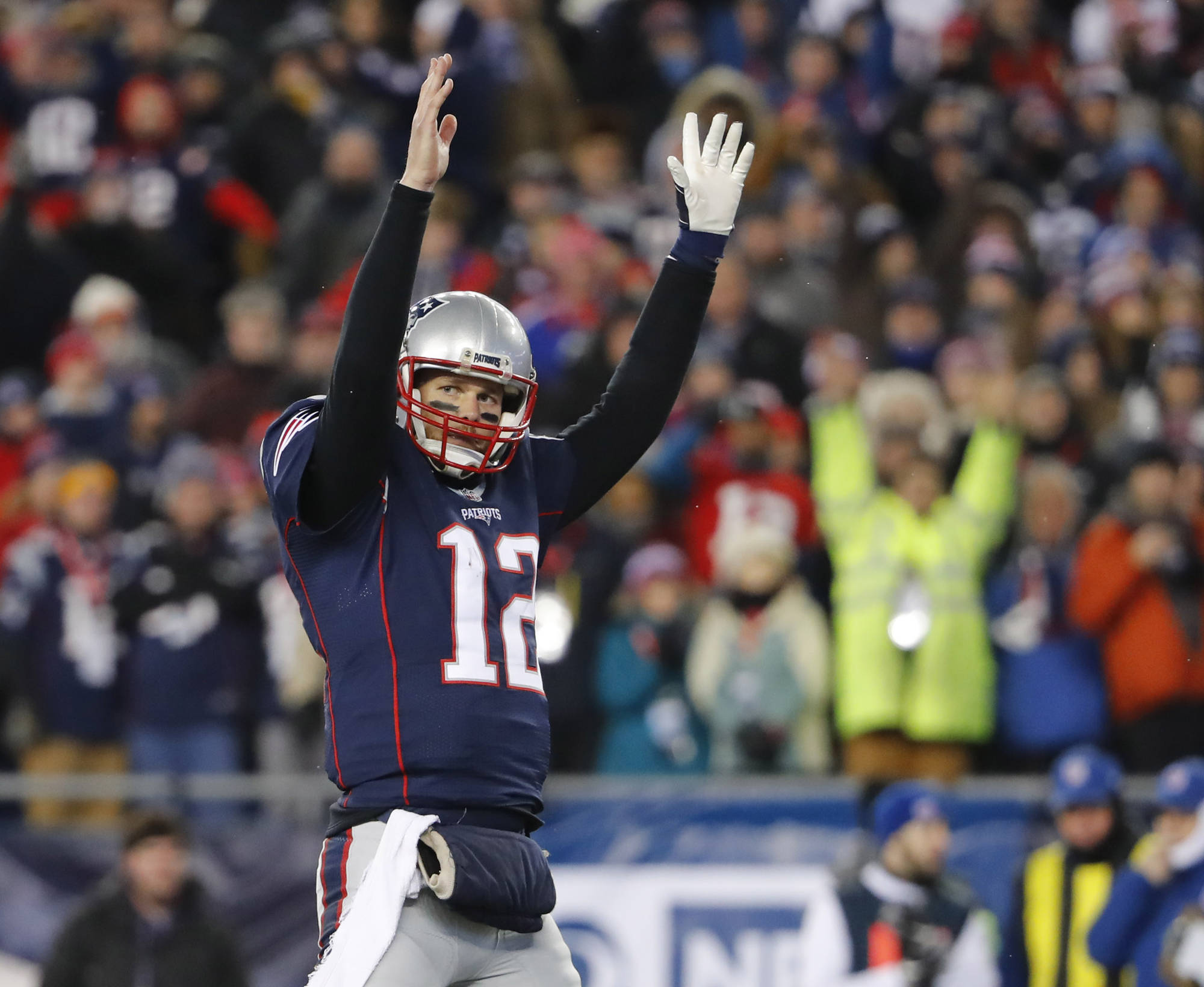 What if Brady loses?