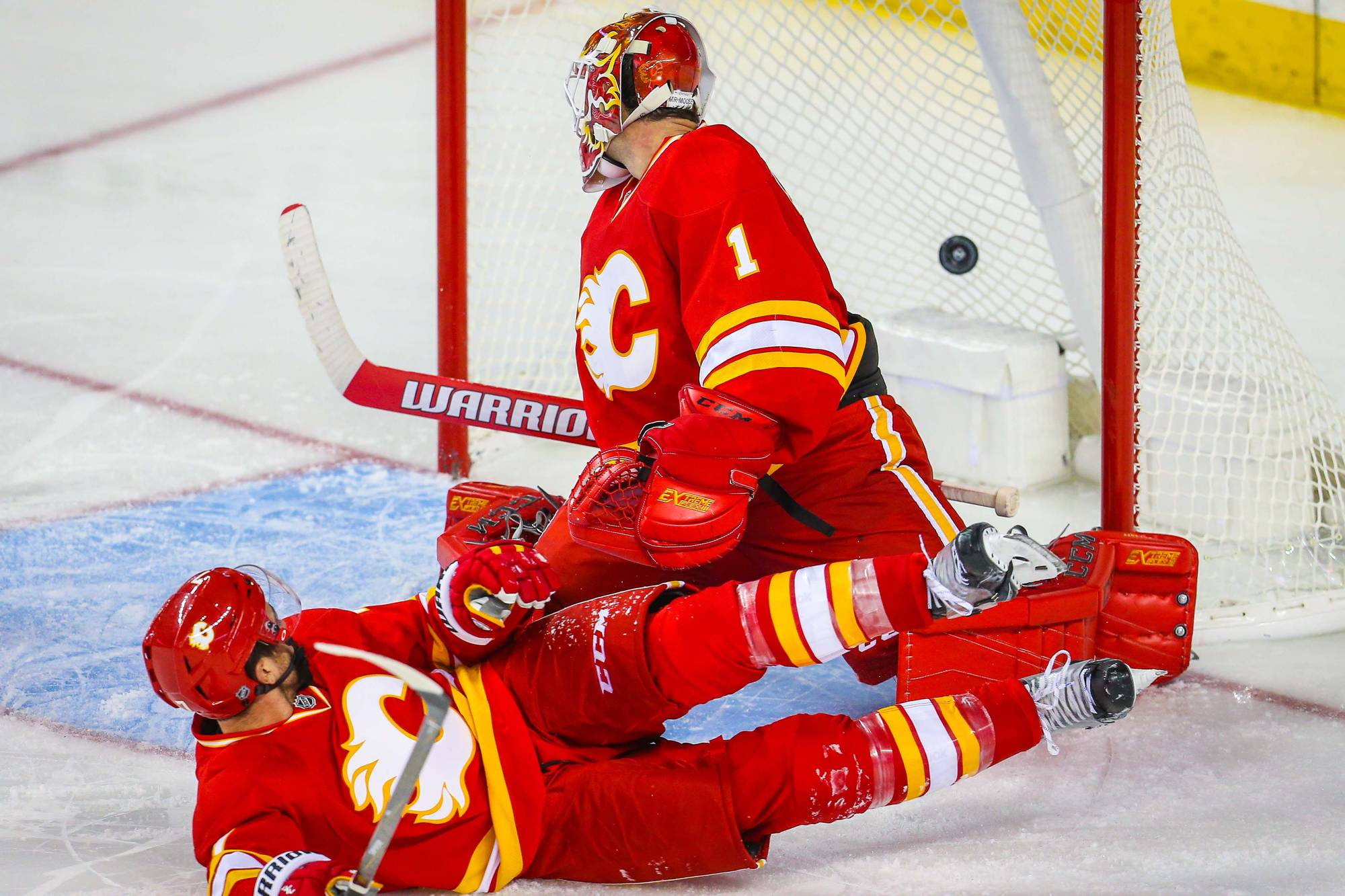 Calgary Flames Early Season Woes Are Becoming Concerning Trend