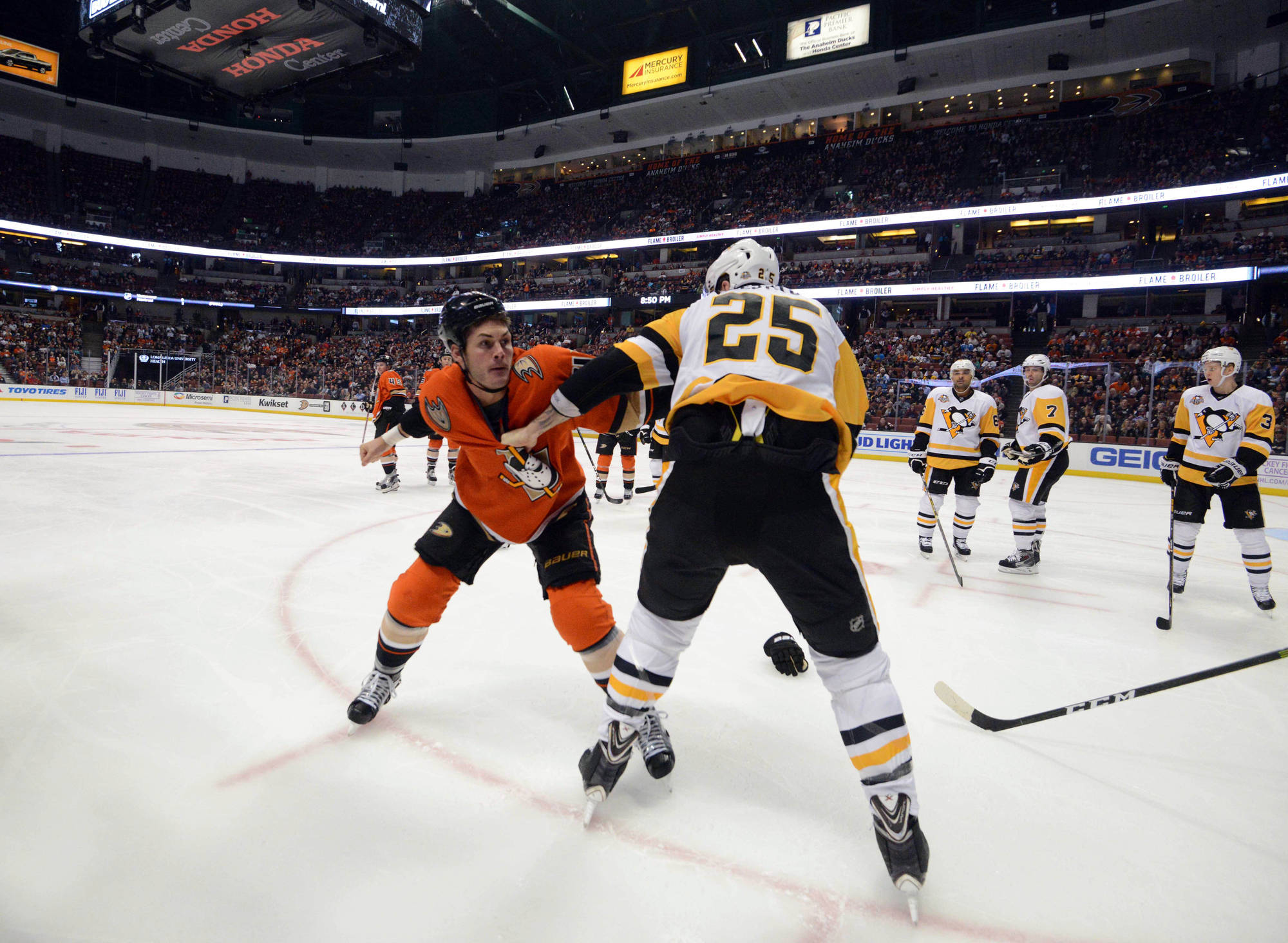 Jared Boll: Hanging On To NHL Spot The Only Way He Knows How