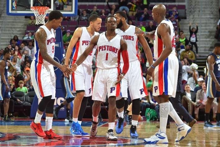 The Pistons Late Rally In The Reggie Jackson Emerge