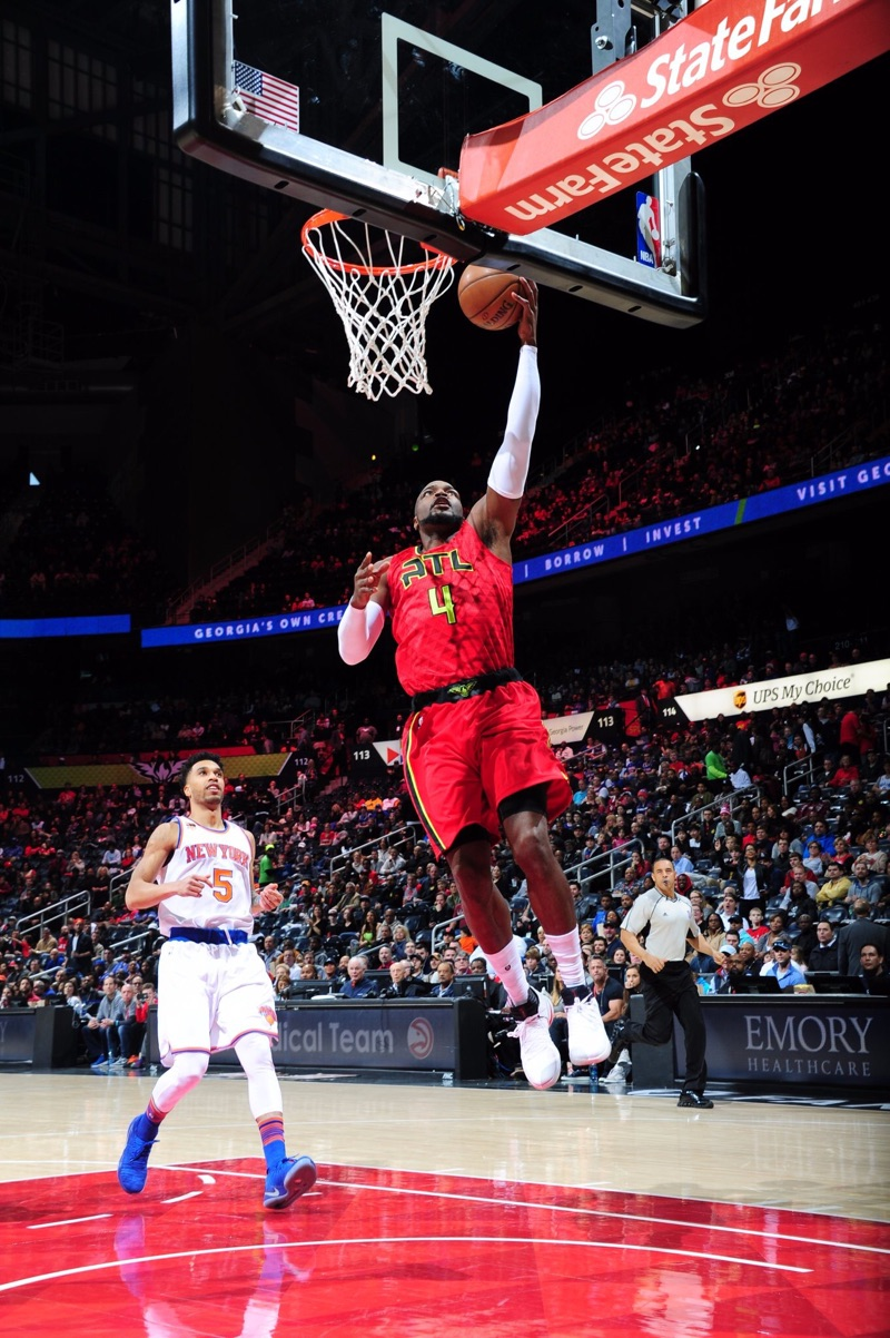 NBA Player of the Night Paul Millsap