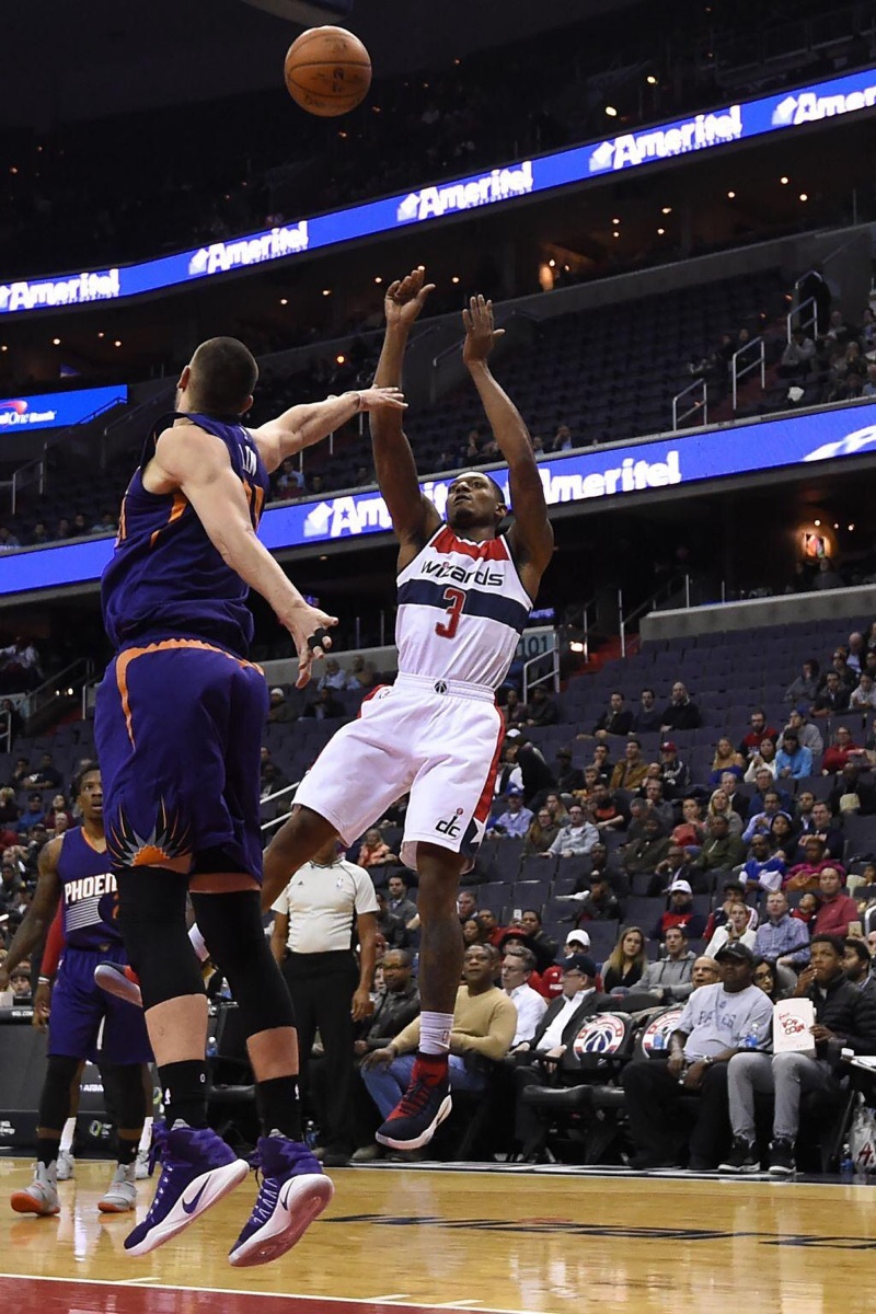 NBA Player of the Night Bradley Beal