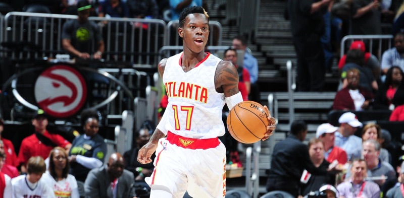 Payday For Dennis Schroder