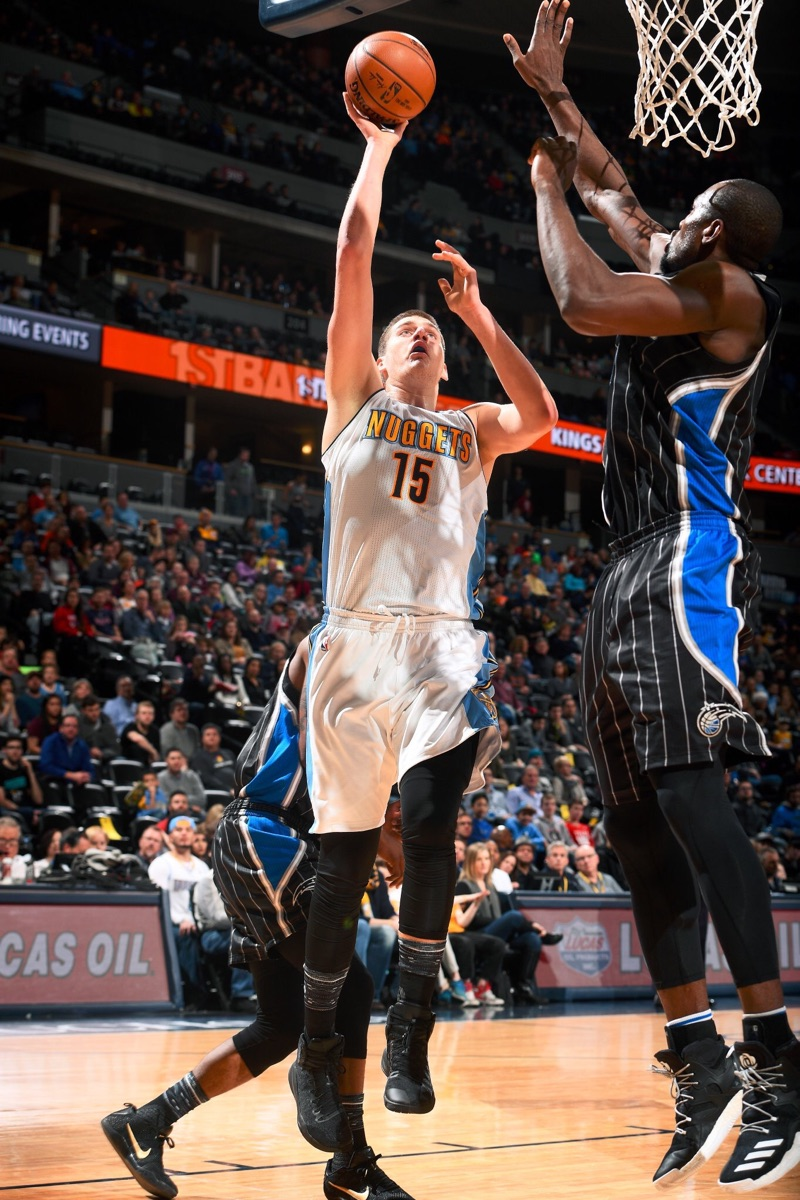 NBA Player of the Night Nikola Jokic