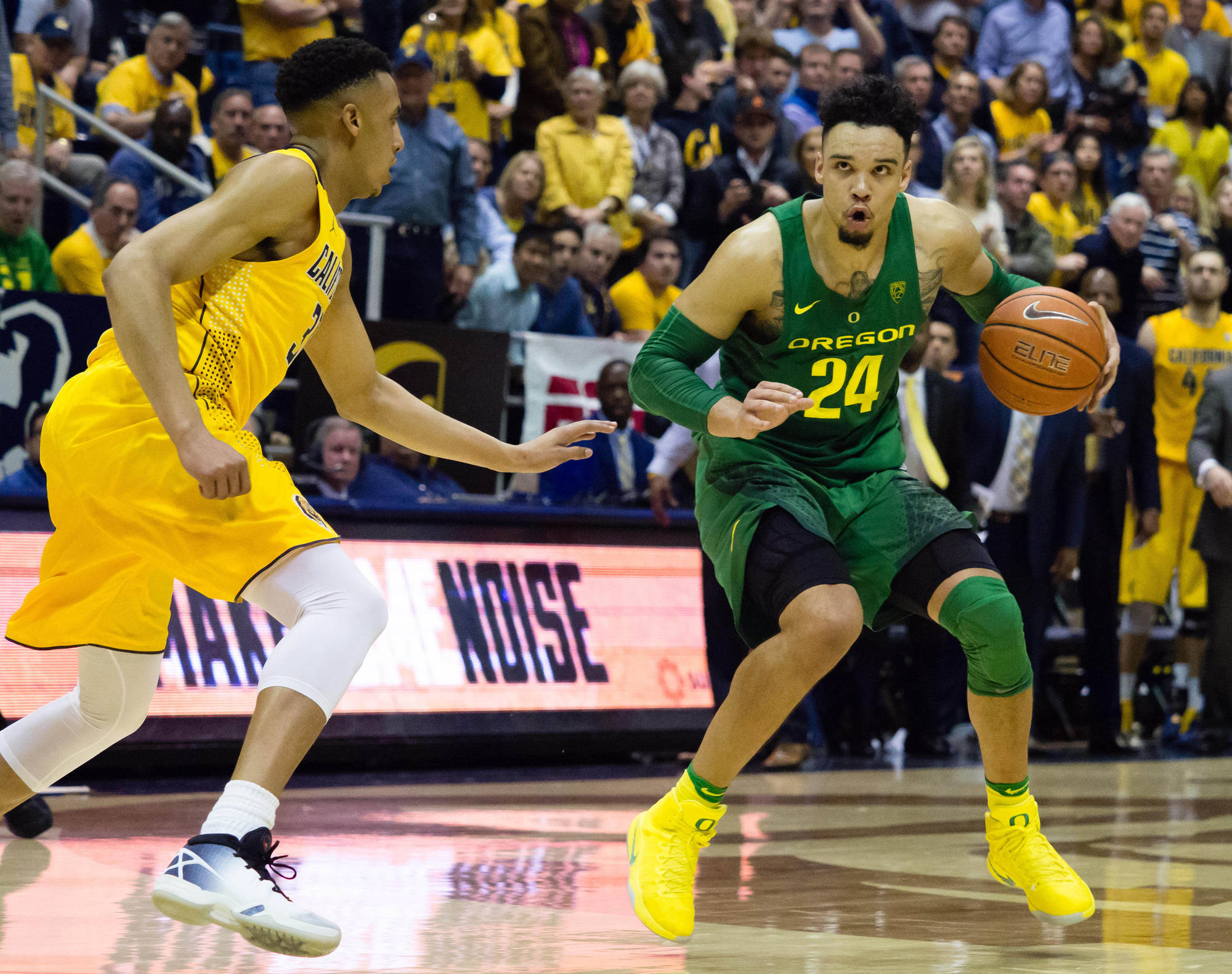 Why the Oregon Ducks have a great shot at making it to the Final Four this year