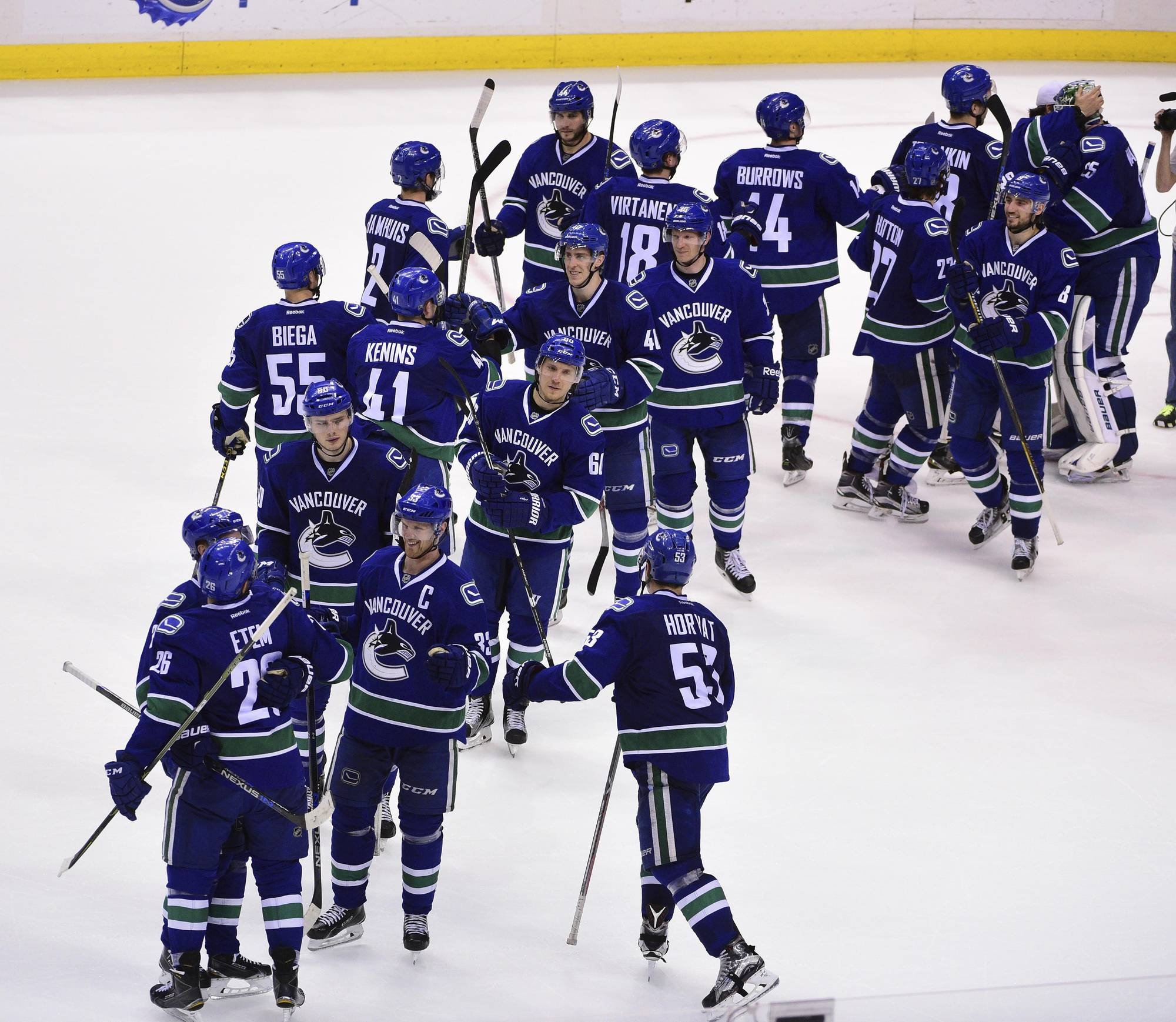Vancouver Canucks: Time to rebuild?