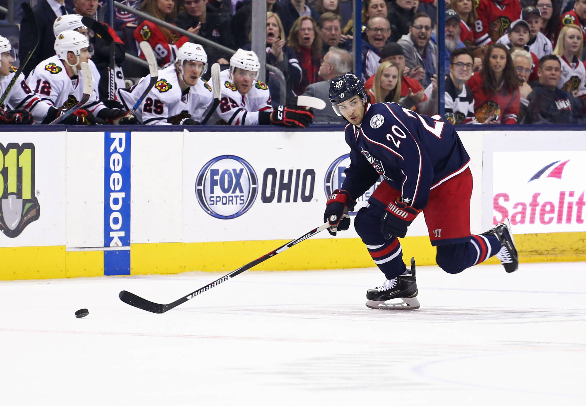 Columbus Blue Jackets:  Why such a quiet offseason?