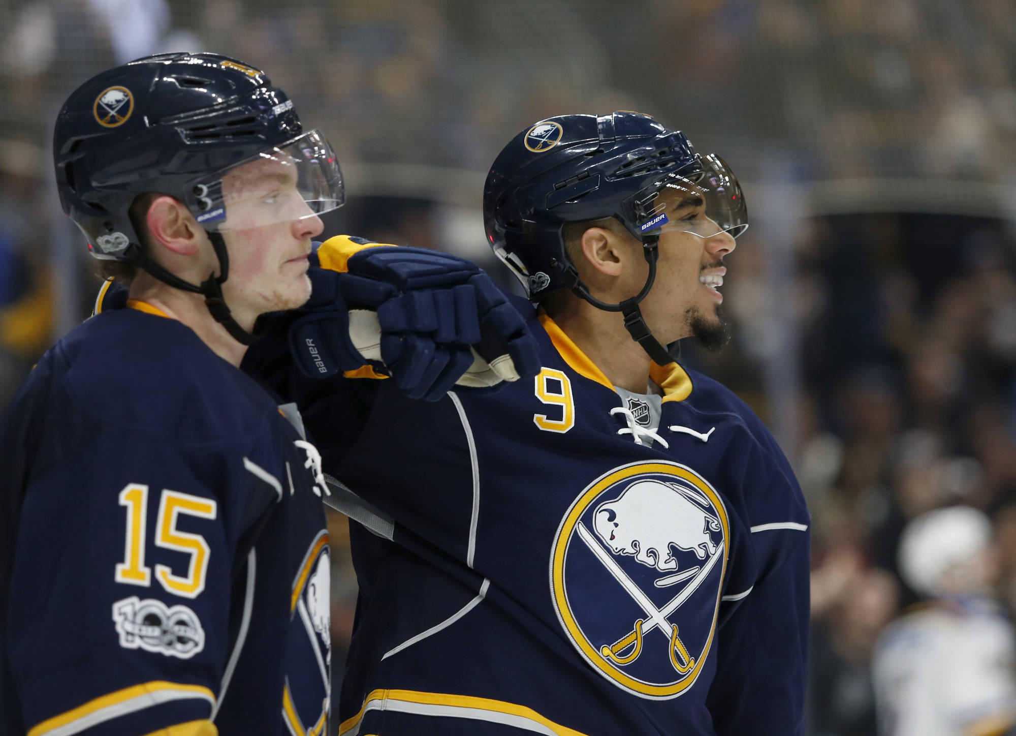 Buffalo Sabres:  Still learning to win