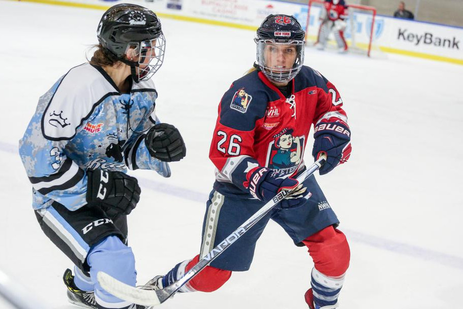 NWHL Suspends Buffalo Beauts Forward Kelley Steadman for Illegal Hit