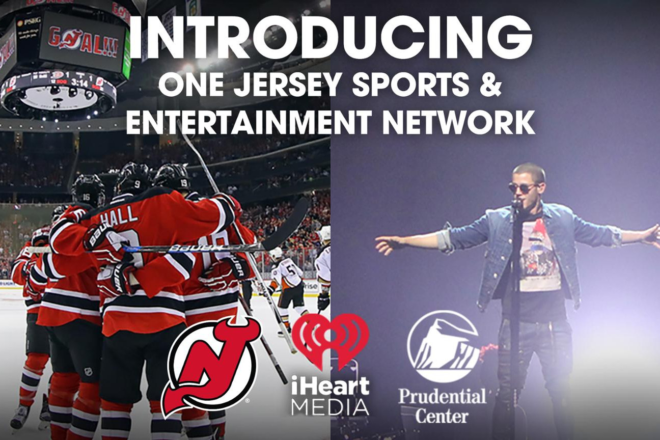 New Jersey Devils and iHeartRadio to Create The One Jersey Network