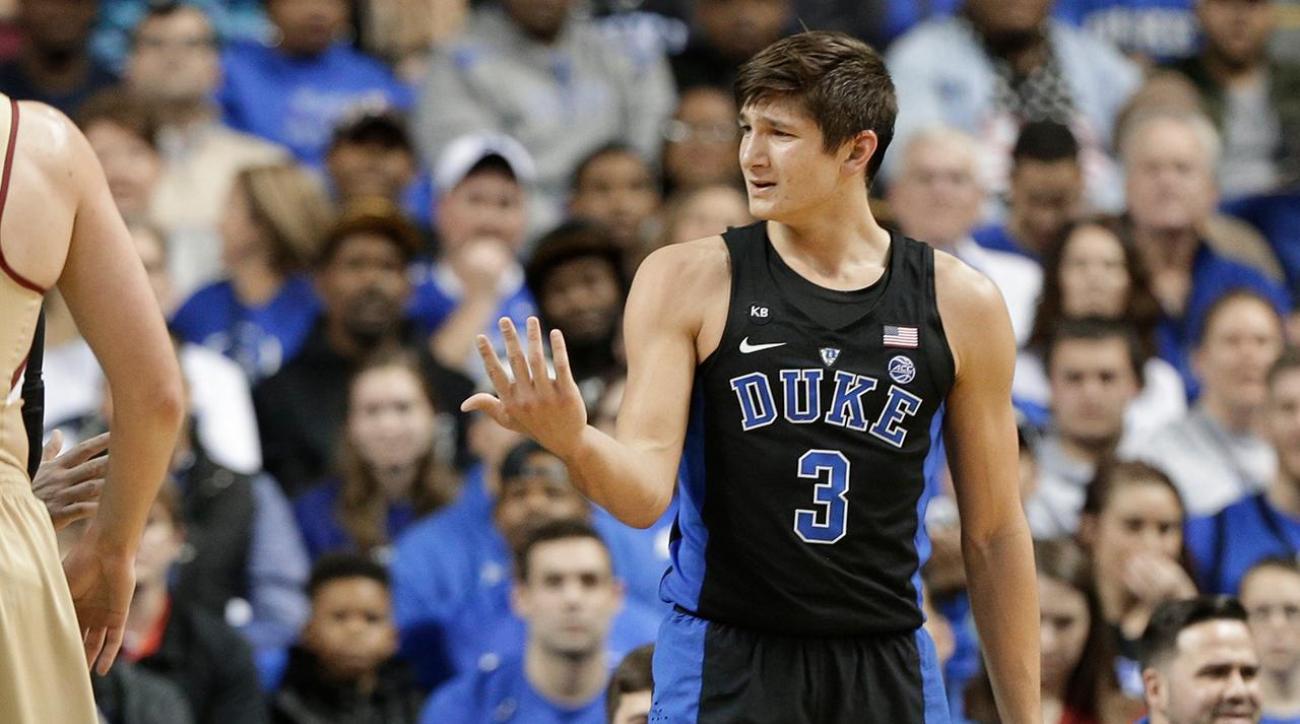 Is Duke Doomed?