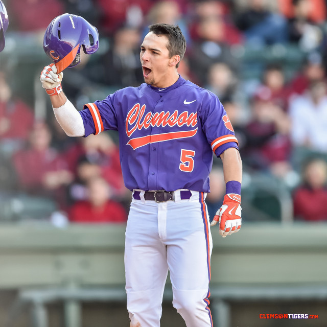 2017 Clemson Baseball Preview: Outfielders