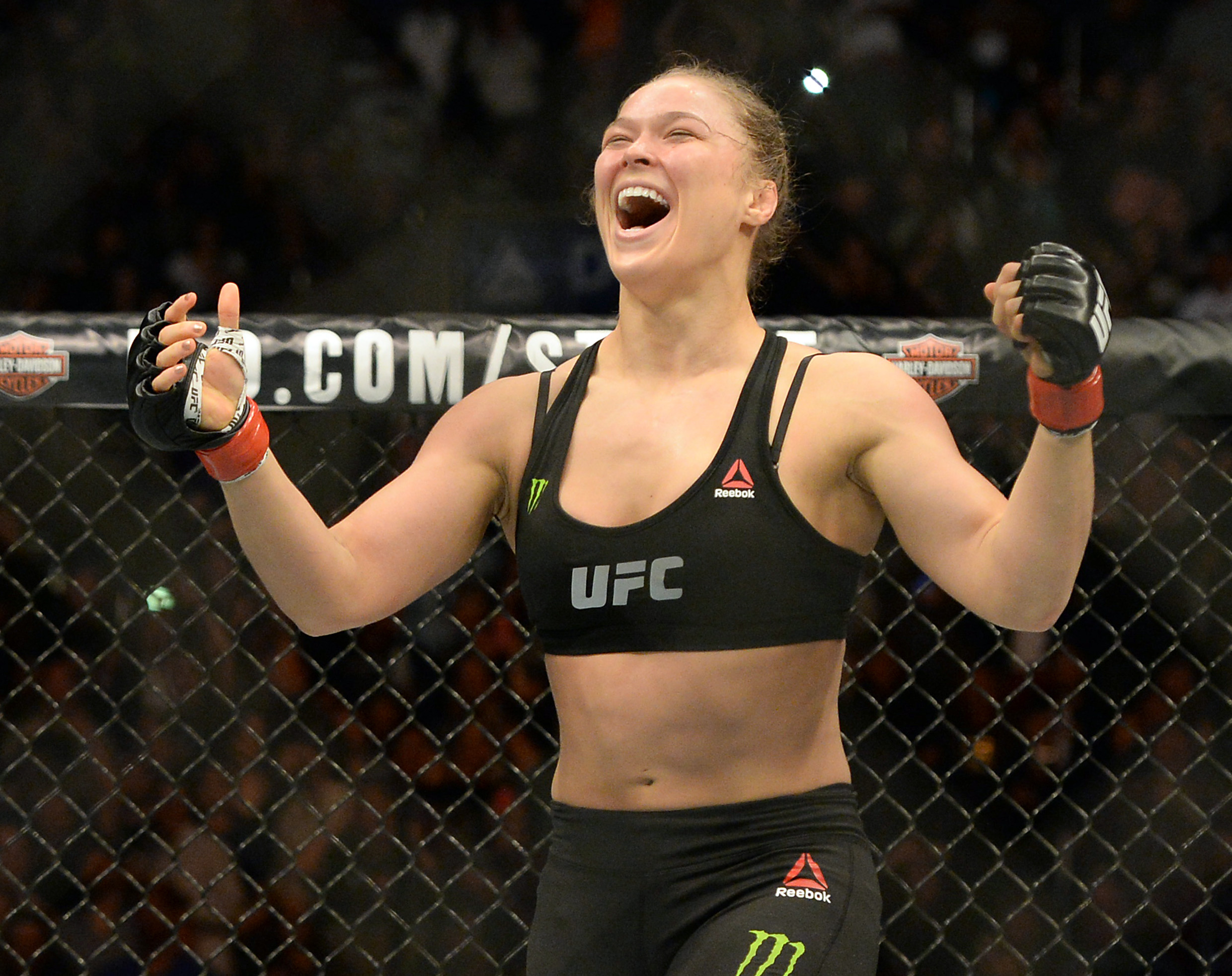 The Ronda Rousey Debate That Needs to go Away (Commentary)