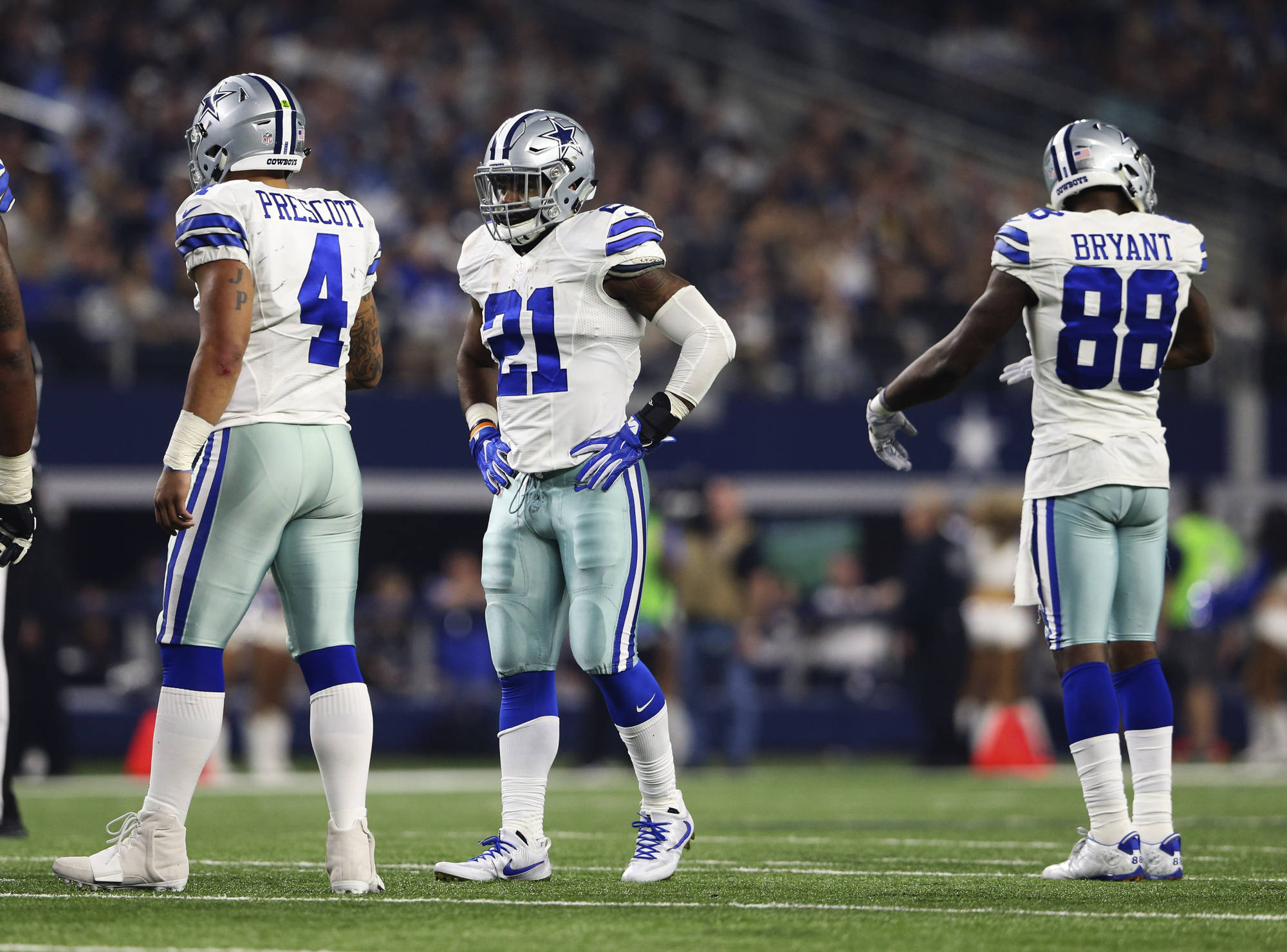 The Cowboys' Biggest Threat May Not Even Make the Playoffs