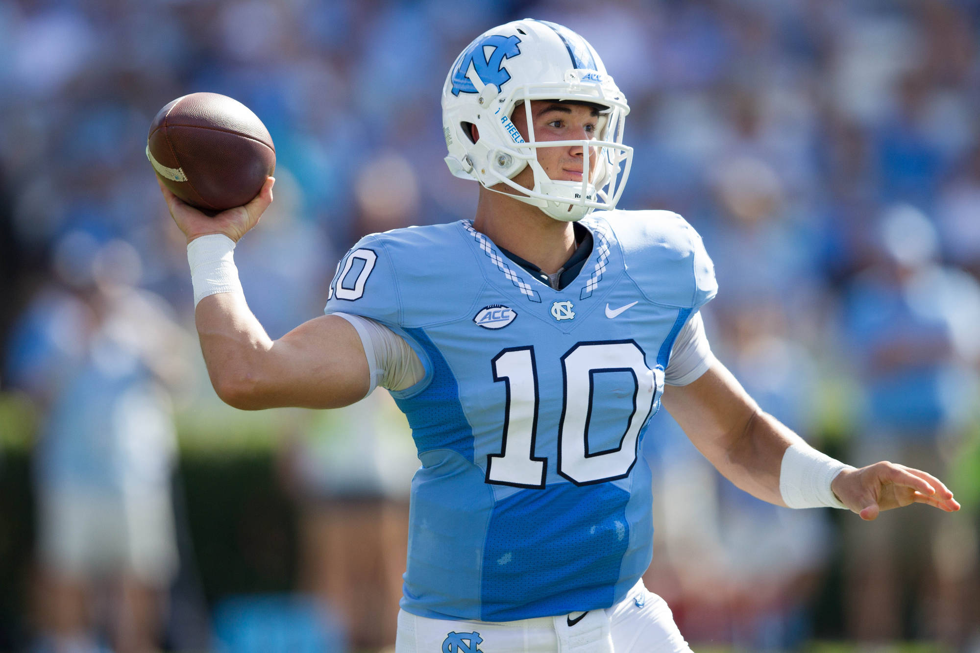 Mitch Trubisky Leaving UNC for NFL -- Is He Making the Wrong Choice?