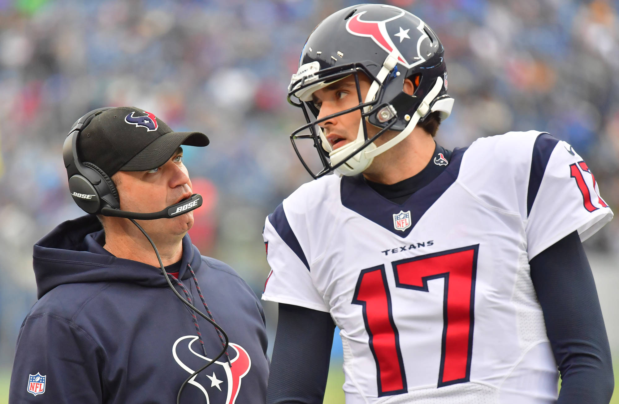 Brock Osweiler Looks to Take Down Patriots Yet Again