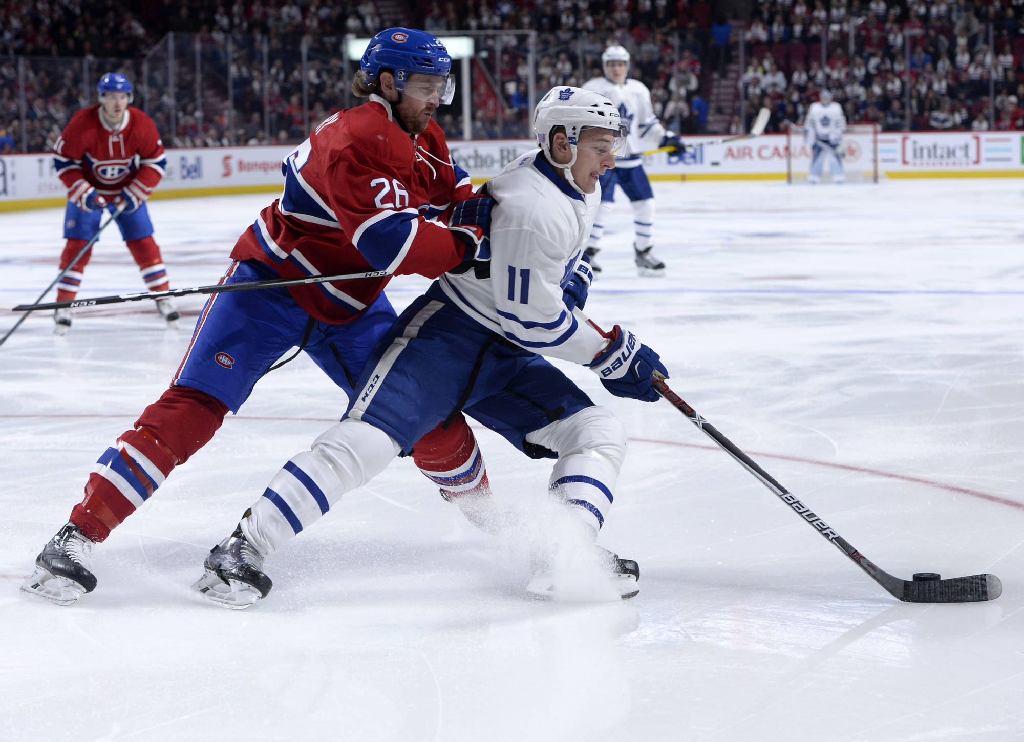 Toronto Maple Leafs and the 21 Free Agents Part 1: Who to Keep?