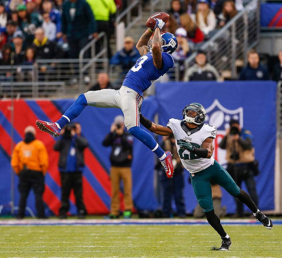The Emergence Of Odell Beckham May Lead The Giants To Have A Bad 2015
