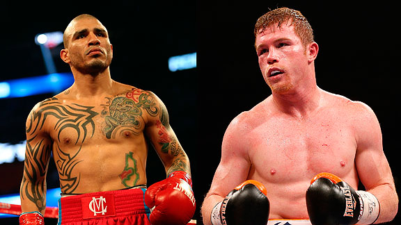 Miguel Cotto  Does Not Have The Skillset Required To Beat Canelo