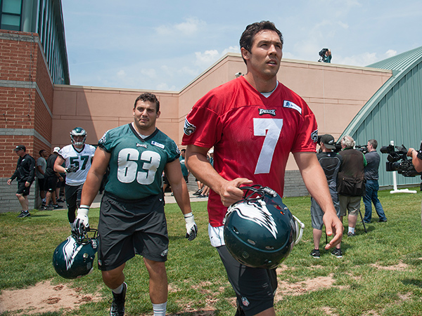 Philadelphia Eagles May Win The NFC East In 2015: Running Game & Improving Time Of Possession Are Vital