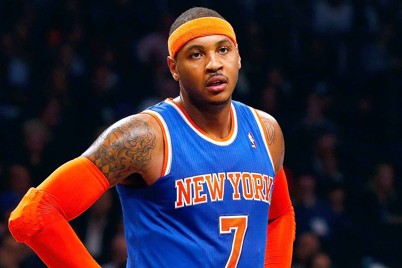 Carmelo Anthony's Pride And Ego Should Prevent A Trade From Happening At The Deadline