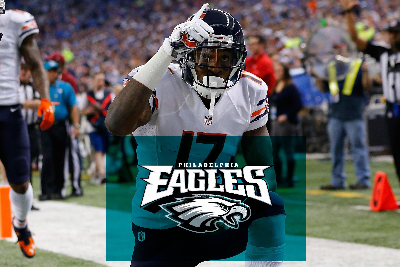Alshon Jeffrey Will Do More Harm Than Good For The Philadelphia Eagles