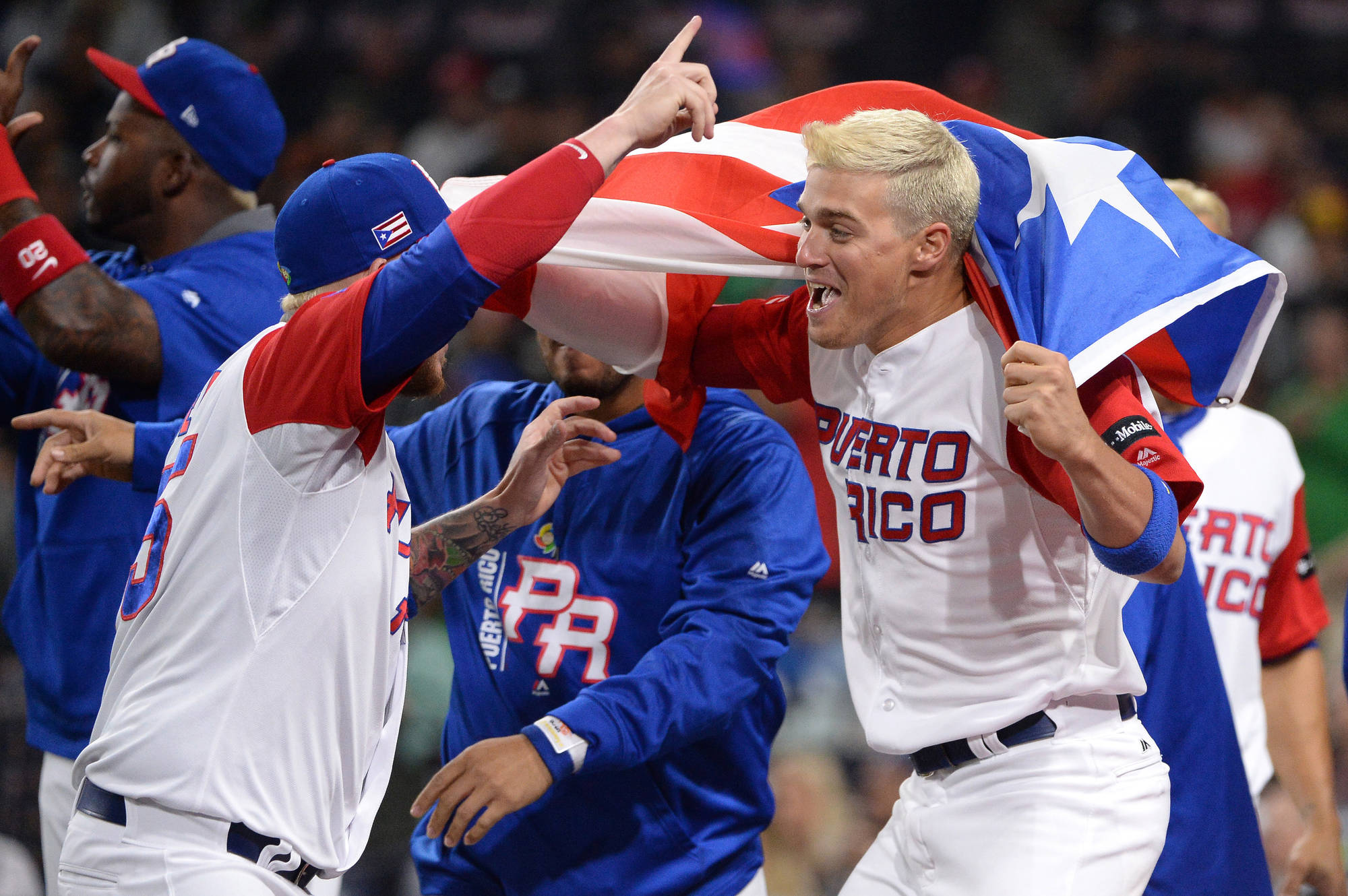 Not watching the WBC? You're missing out