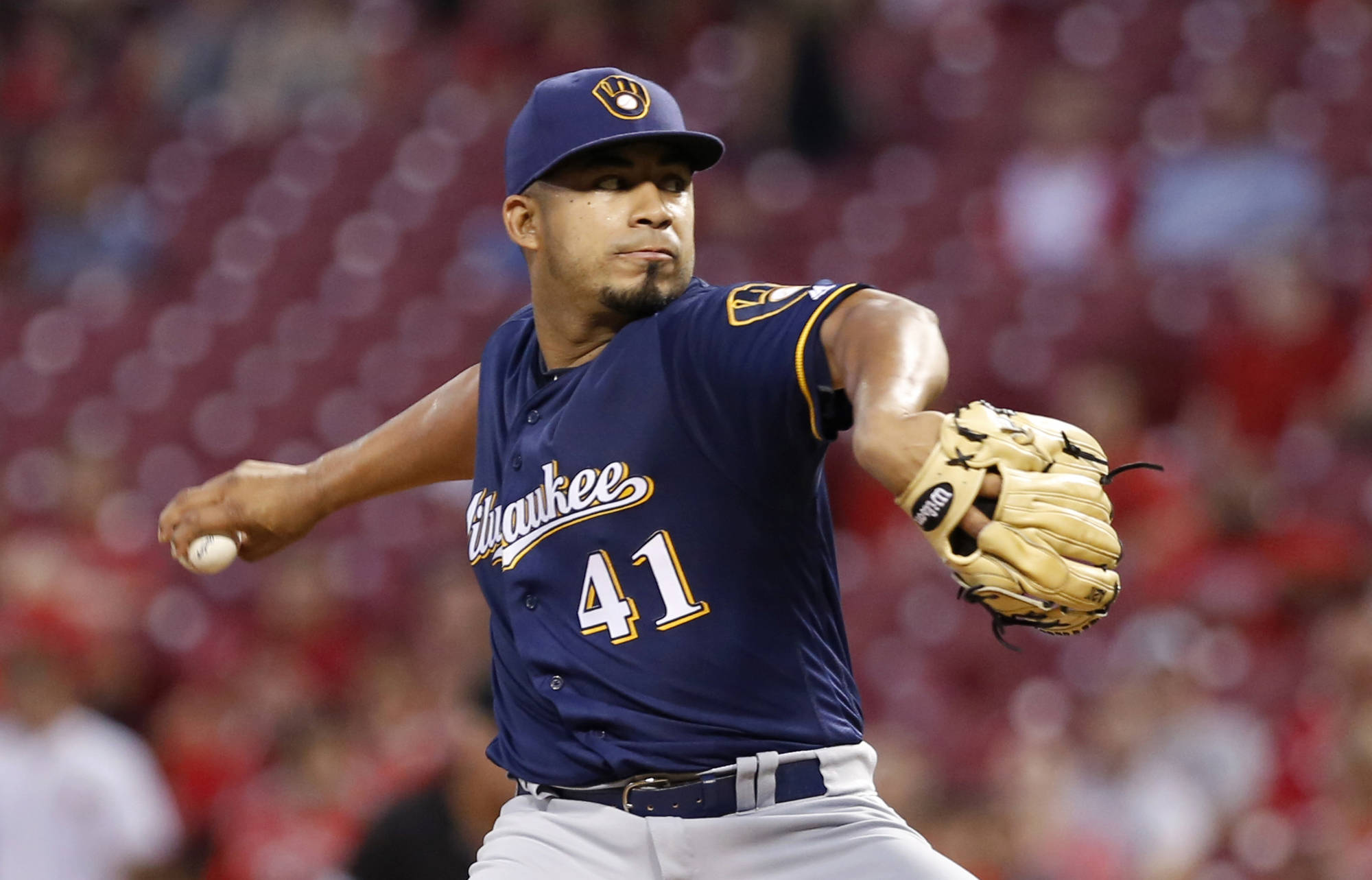 Brewers Starting Pitching Preview