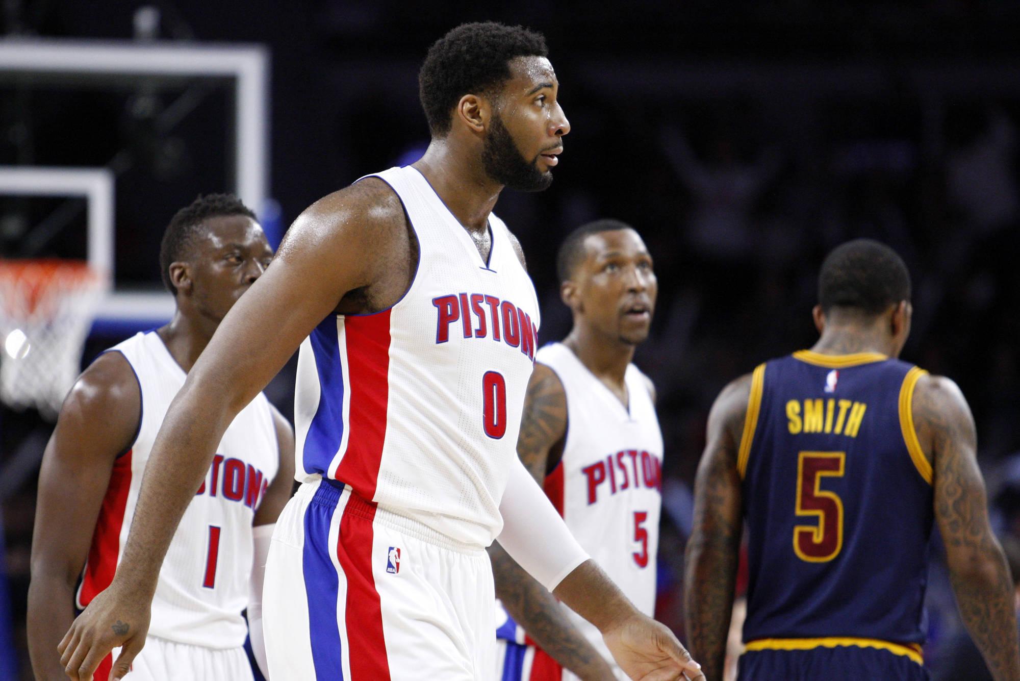 NBA Preview: Detroit Pistons