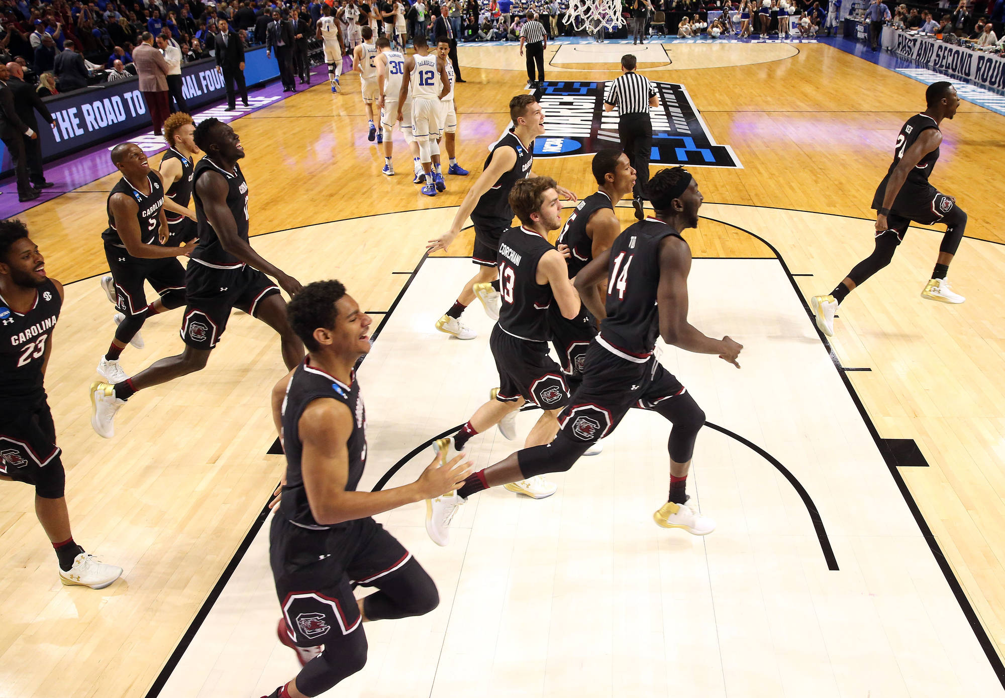 Sweet 16 Predictions, And Beyond
