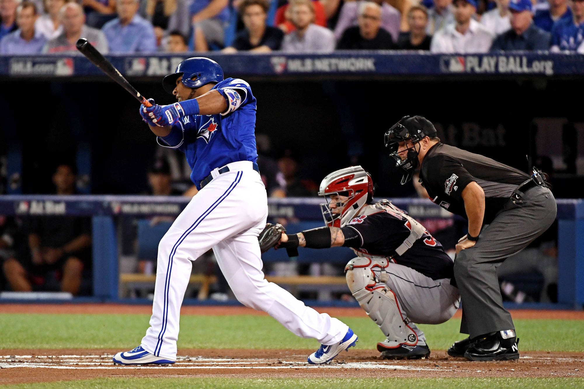 Indians Get An Expensive Upgrade In Edwin Encarnacion