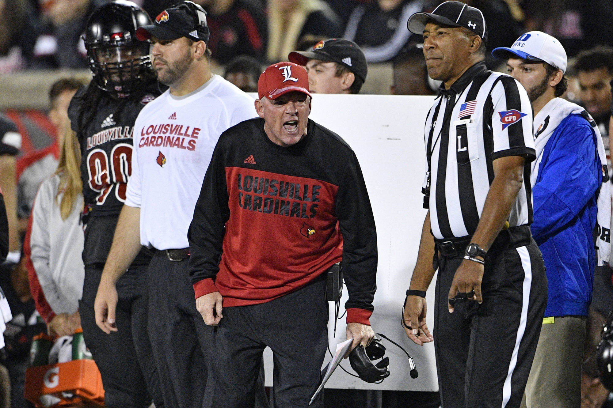 The ACC Officiating: Utterly Inept or Crooked?
