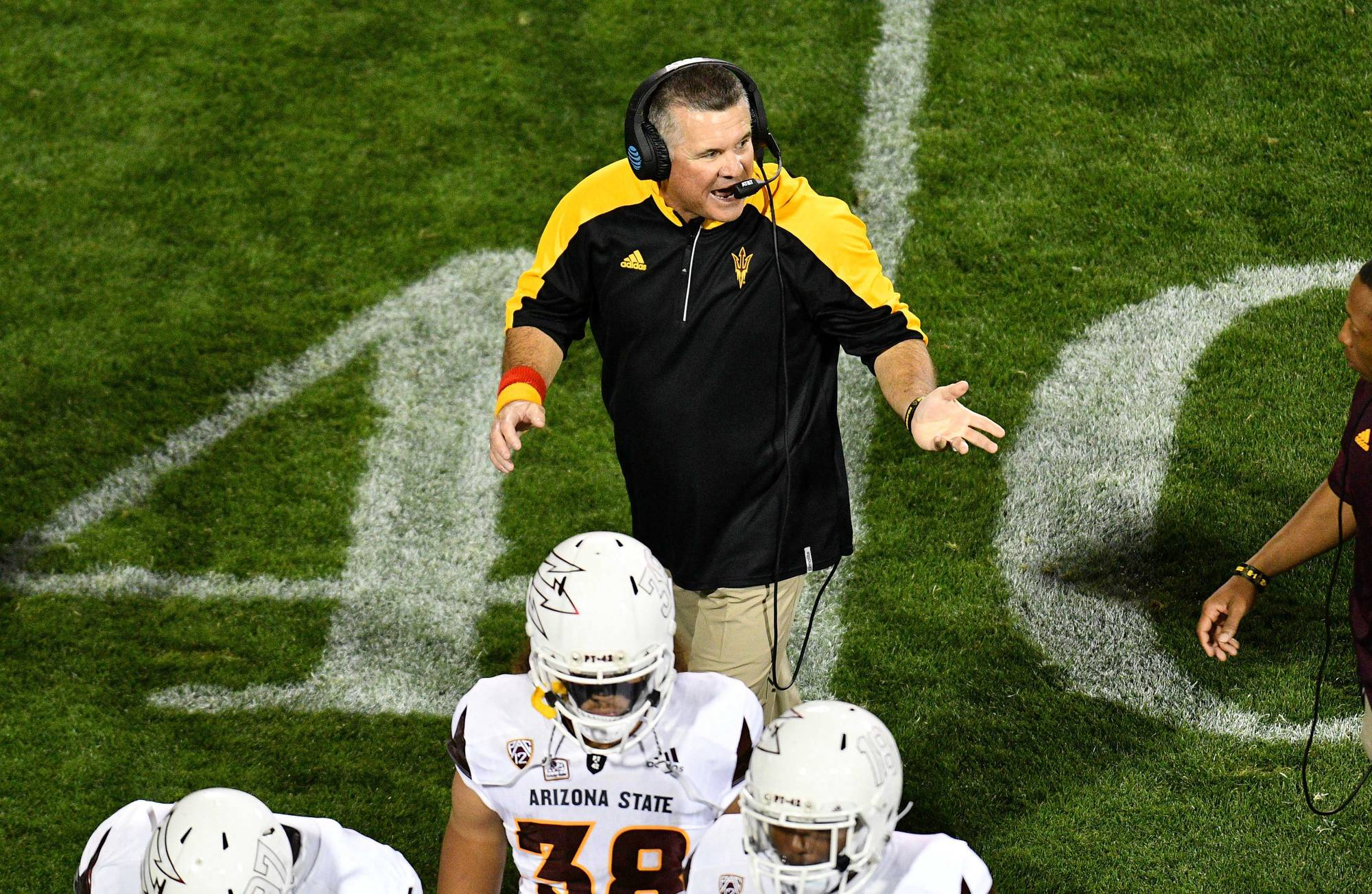 Calm Down, Fans. Todd Graham is doing a Great Job...