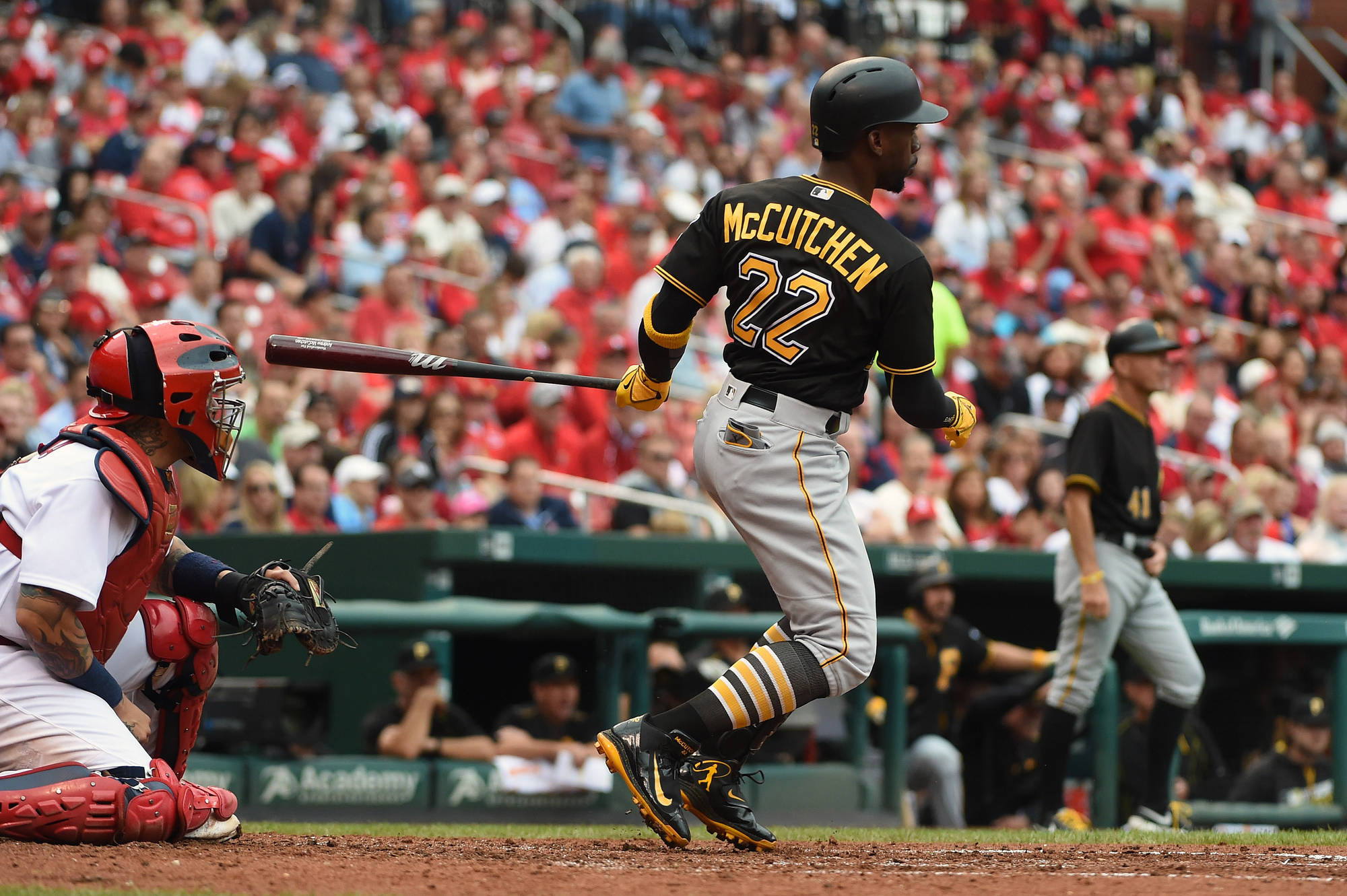 4 Reasons Why the Pirates should Trade Andrew McCutchen