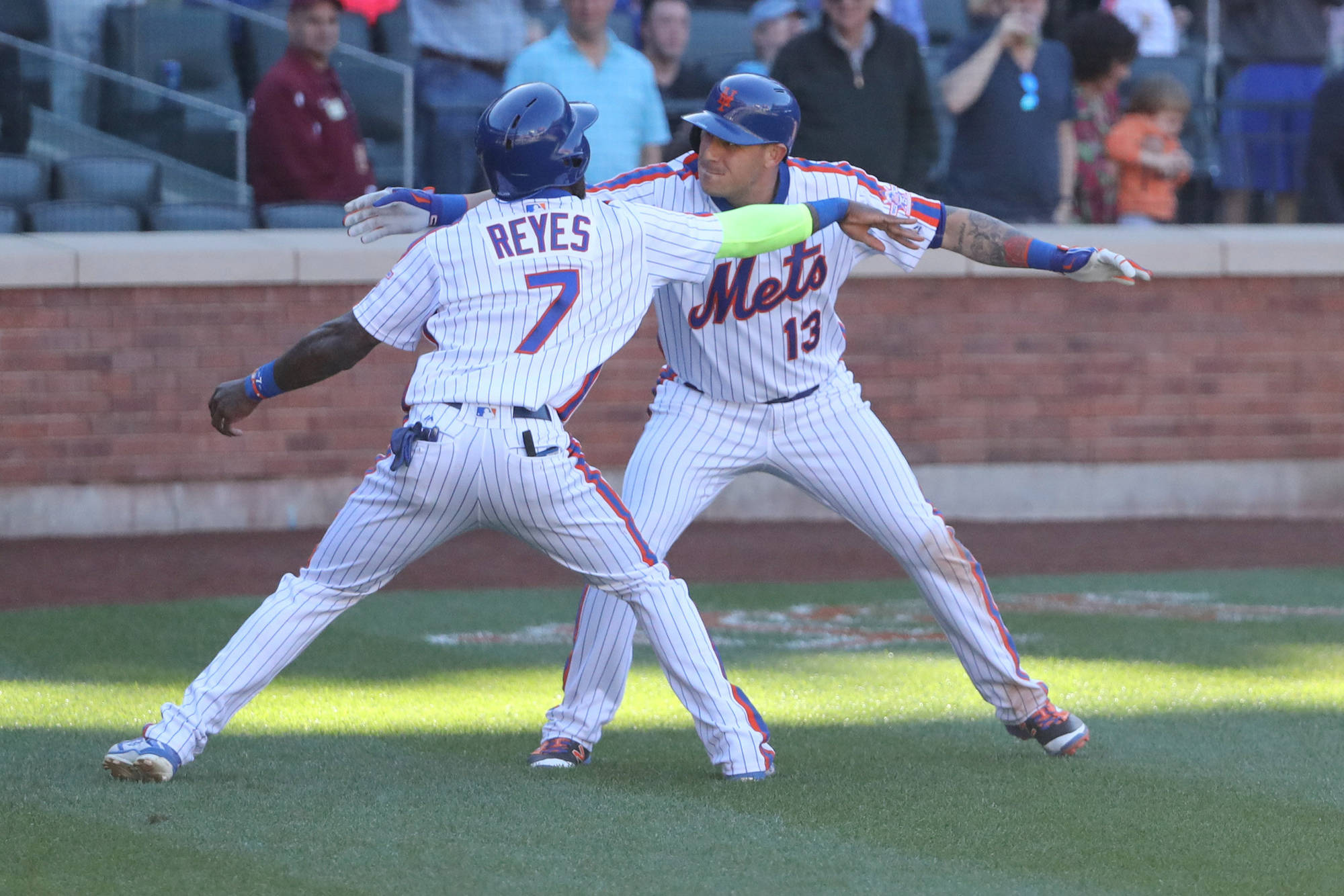 The New York Mets close in on the most unlikely postseason berth of 2016