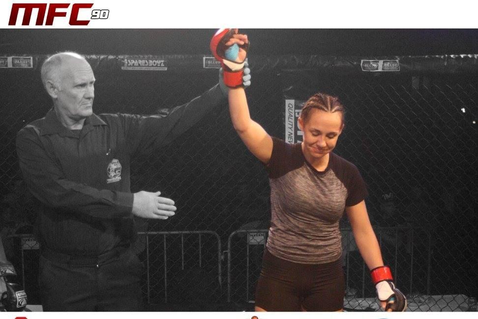 Mariska Joubert Wins Debut in Just 57 Seconds