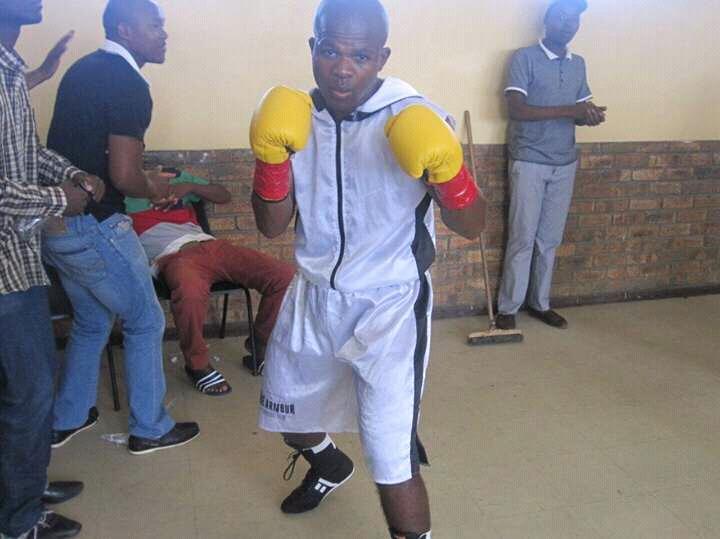 Myolisi Xayo Reflects on his Boxing Career
